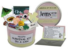 Bridesmaid Survival Kit In A Can